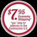 $7.95 Shipping