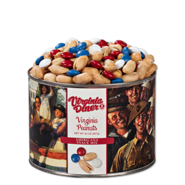 Americana Snack Mix 20  oz. Can