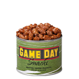 10 oz. Game Day Butter Toasted Peanuts