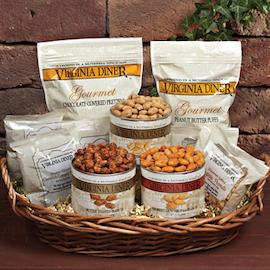 Tasteful Treats Gift Basket