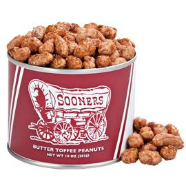 10 oz. Oklahoma Butter Toffee Peanuts