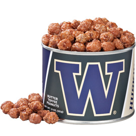 University of Washington  Butter Toffee Peanuts
