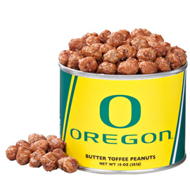 Universtiy of Oregon  Butter Toffee Peanuts