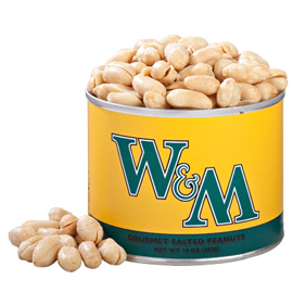 The College of William & Mary Salted Peanuts