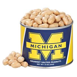 University of Michigan  Salted Peanuts