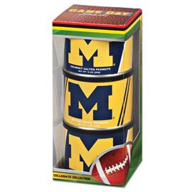 University of Michigan  Game Day Triplet