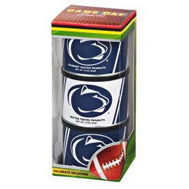 Penn State Game Day Triplet (2 Salt, 1 BT)