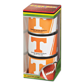 University of Tennessee Game Day Triplet (2 Salt, 1 BT)