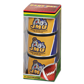 James Madison University  Game Day Triplet