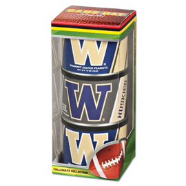 University of Washington  Game Day Triplet