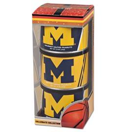 University of Michigan Basketball Triplet