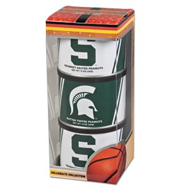 Michigan State University Basketball Triplet