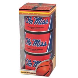 University of Mississippi Basketball Triplet