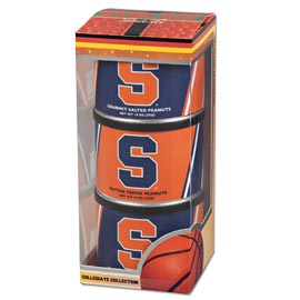 Syracuse Basketball Triplet (2 Salt, 1 BT)