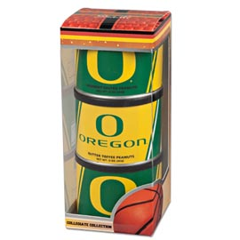 University of Oregon Basketball Triplet