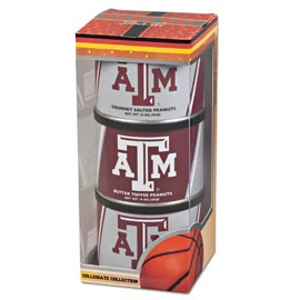 Texas A&M  Basketball Triplet