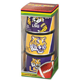 Louisiana State Game Day Triplet (Salt, Cajun, BT)