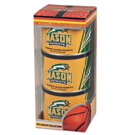 George Mason University Basketball Triplet