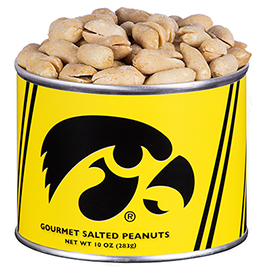 University of Iowa  Salted Peanuts