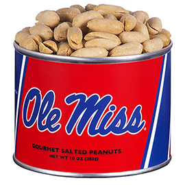 10 oz. Mississippi Salted Gourmet Peanuts