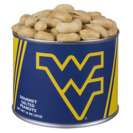 West Virginia University  Salted Peanuts