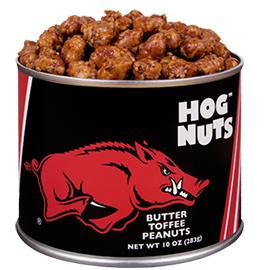 10 oz. Arkansas Butter Toffee Peanuts