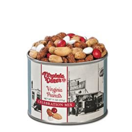 Virginia Diner Celebration Mix 11 oz. Classic Tin