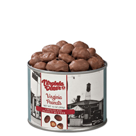 Chocolate Peanut Butter Peanuts Heritage Collection 10 oz. Can