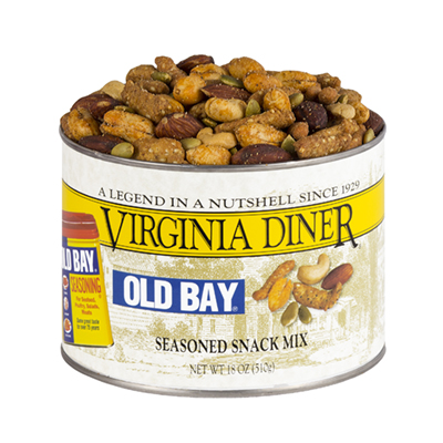 Old Bay® Seasoned Snack Mix 18 oz. Can