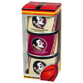 Florida State Basketball Triplet (2 Salt, 1 BT)
