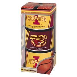 Iowa State Basketball Triplet (2 Salt, 1 BT)