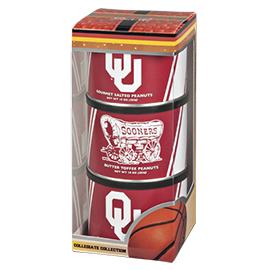 University of Oklahoma Basketball Triplet